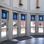Salt Palaceshaker Doors Inside