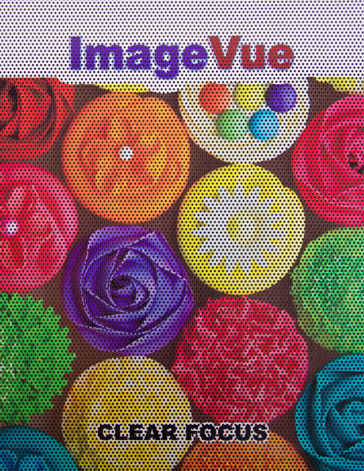 Imagevue Perforated Vinyl Films Uncoated Products